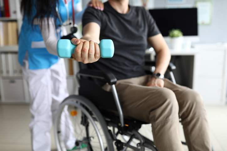 The importance of staying active with Multiple Sclerosis