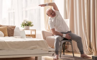 5 easy tips to stay physically and mentally active in later life