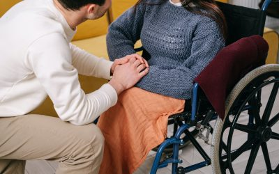 Spinal injury care for young people – how live-in care can improve the lives of younger spinal injury patients